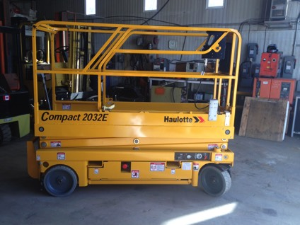 Haulotte Electric Scissor Lift