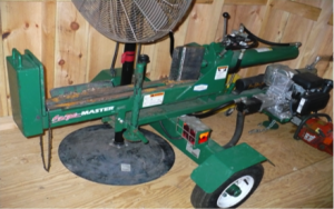 Wood splitter (gas)