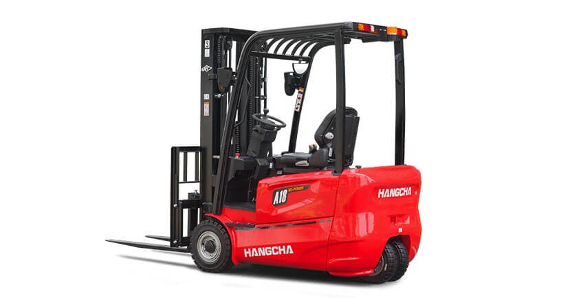 A Series 3-pivot Electric Forklift Truck