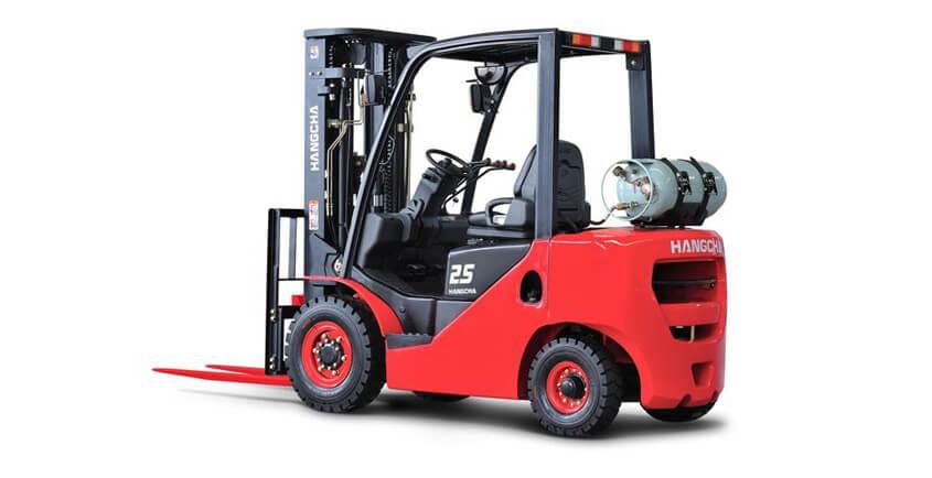 XF Series Diesel/ Gasoline/ LPG Counterbalanced Trucks